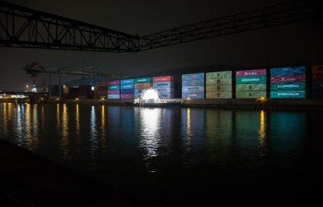 René Albert | Feuerartistik – Lange Nacht der Museen – Hafen Stuttgart