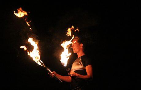 René Albert | Feuerartistik – FEUERSHOW